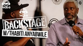 Pastor Thabiti Anyabwile: Reconciliation for Racism | Wade-O Radio Backstage