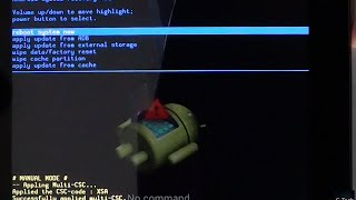 How to restore to Stock Rom (Android Jelly Beans) on Samsung Galaxy Tab 2 (GT-P5110)