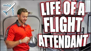 THE LIFE OF A FLIGHT ATTENDANT Ep.7 | COMMUTING PROBLEMS