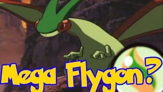 Mega Flygon - Pokemon Mega Speculation Episode 3