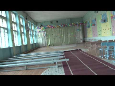 Спасск-Дальний Школа № 14 коридоры где я учился.