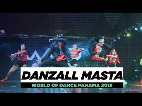 DANZALL MASTA| Showcase | World of Dance Panama  2018 | #WODPANAMA2018