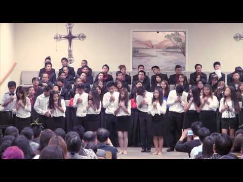 TCBC RE Sunday 2014-Junior Group Acting Song