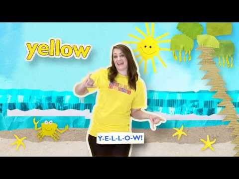 The YELLOW Song | HeidiSongs