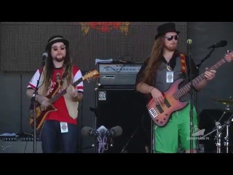 Twiddle | Gatsby the Great | Jam Cruise 14
