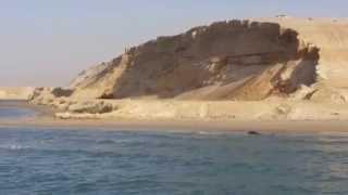 شاهد فيديو حصرى شق الجبل فى الطريق الى قناة السويس الجديدة