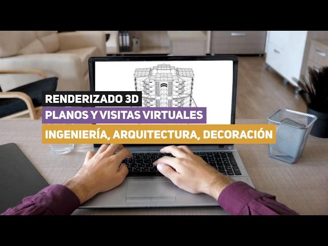 Vídeos 3D Render para Arquitectos   VideoEmpresas.com