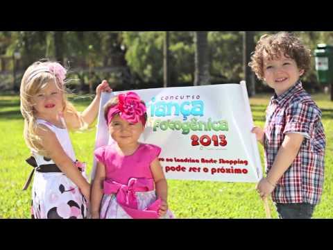 Concurso Criança Mais Fotogênica 2013 by Claudia Cavalcante