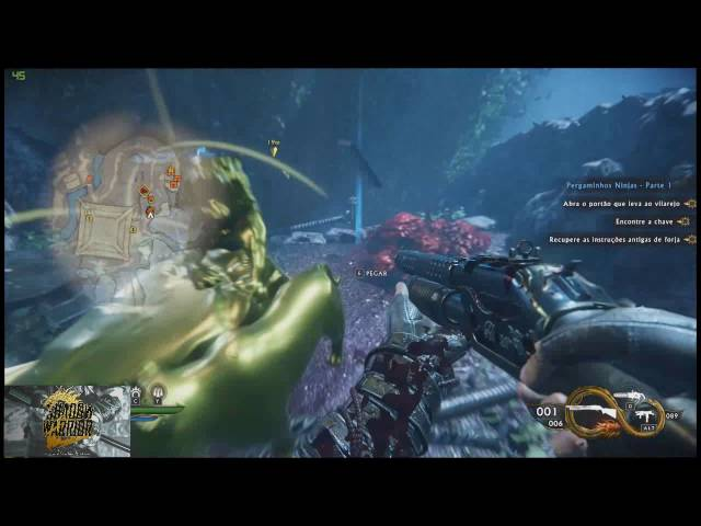 Shadow Warrior 2 - 20 minutos gameplay GTX 960