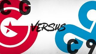 Video CG vs. C9 - Week 1 Day 1 | NA LCS Summer Split | Clutch Gaming vs. Cloud9 (2018) download MP3, 3GP, MP4, WEBM, AVI, FLV Juni 2018