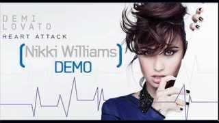 Demi Lovato - Heart Attack (Nikki Williams Demo)