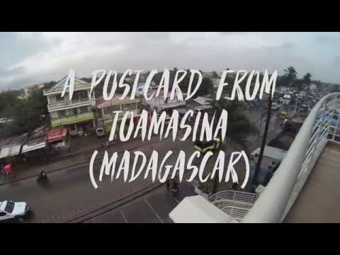 A POSTCARD FROM TOAMASINA (MADAGASCAR)