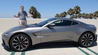 Aston Martin Vantage 2019 Года - Это Настоящая Спортивная Машина За $185 000