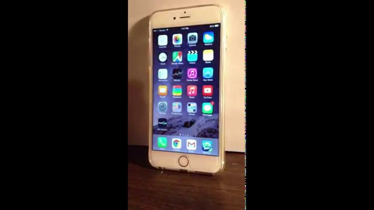 Iphone 6 Plus On Tracfone Byop Youtube