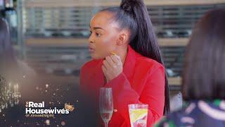 Lebo explains why she walked out of Lethabo's party – RHOJ  | 1 Magic