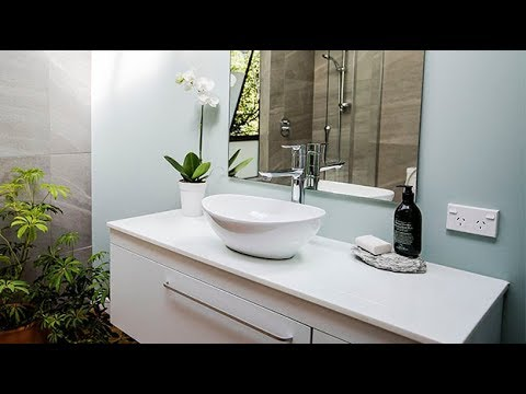 Bathroom room reno 3 mitre 10 room reno youtube for Bathroom planner mitre 10