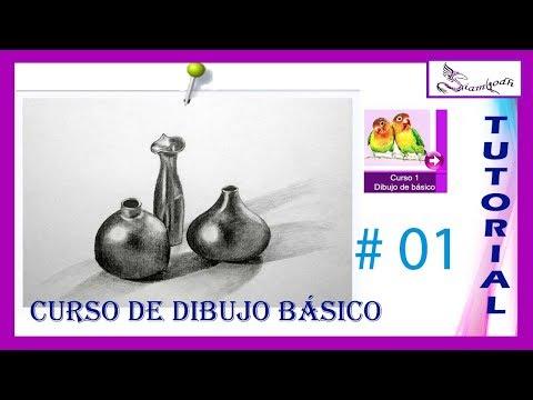 01 lapices 🎨 CURSO DE DIBUJO básico