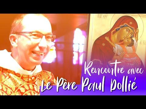 #Vannes : rencontre avec le #Père Paul Dollié, #curé des #Paroisses ND de #Lourdes et St Pie X