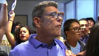 Conservative speaker Ben Shapiro spoke at UCLA amid protests | ABC7