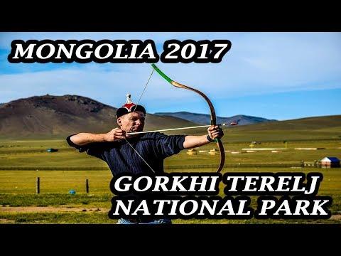 My Expat Diary - Mongolia (Gorkhi Terelj, Zuunmod, Nomad Life) 09/09/2017