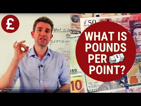 What Is Pounds Per Point? How Spread Betting Works 👍