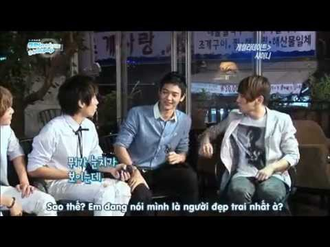 [Vietsub] Entertainment Extra - Guerrilla Date with SHINee