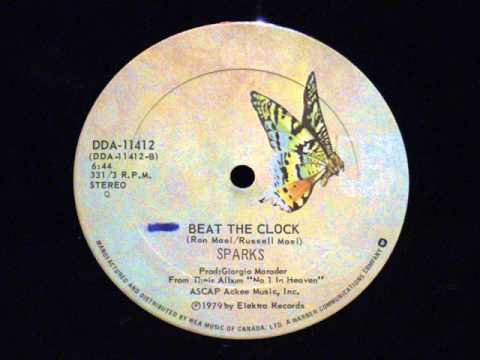 Beat the clock  Sparks