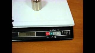 видео Купить весы торговые настольные МК-3.2-АВ20 в Спб