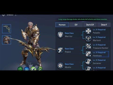 Lineage2 Revolution - SEA - Hawkeye - Aden - Gameplay