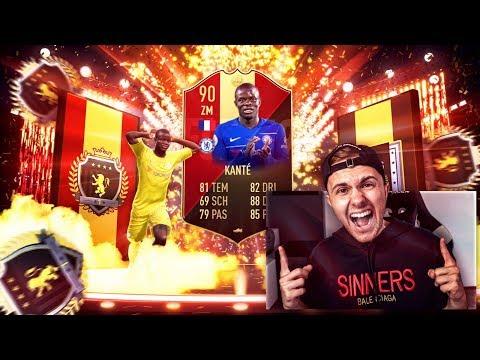 FIFA 19: MEINE REKORD Fut Champions ELITE 1 Rewards 😱😱 thumbnail
