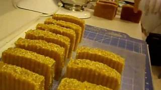 Lemon Love Triple Milled Soap plus my cutting tips