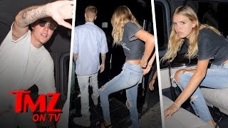 Justin Bieber Has a New 17-Year-Old Girl | TMZ TV