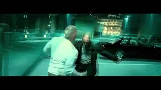 Fast & Furious 7 Fight Scene (Vin Diesel vs Jason Statham)