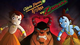 Chhota Bheem and Krishna vs Zimbara | Full Movie Now Available Online