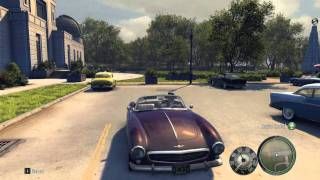 Mafia 2 - PC Free Ride Max Settings [Full HD]