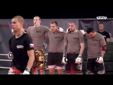 Fight 5 vs 5 TFC Махач (Украина-Чехия)