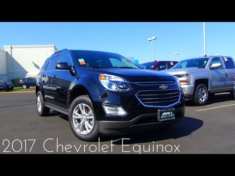 2017 Chevrolet Equinox LT 2.4 L 4-Cylinder Review
