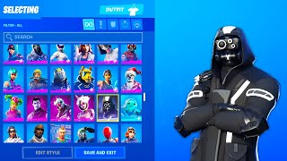 Gifting myself EVERY Cosmetic in Fortnite... (Unreleased Cosmetics)