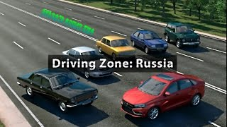 Driving Zone: Russia - HD Android Gameplay - Racing games - Full HD Video (1080p) screenshot 5