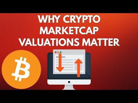Why Crypto Marketcap Valuations Matter   Quick Tip!