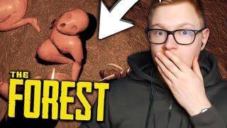 Odkrywamy NAJWAŻNIEJSZĄ tajemnicę w grze? - The Forest #11 (Flothar & Mattyniu)