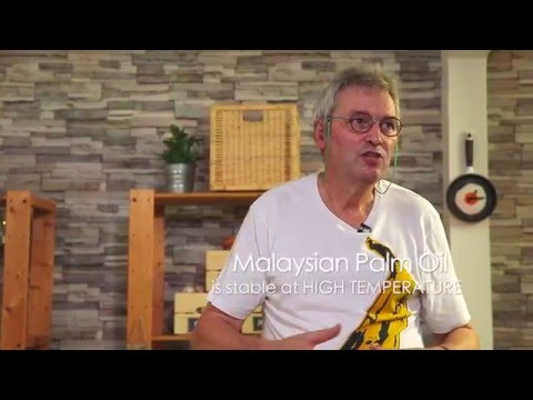 Malaysian Palm Oil Trail: Chef Gerhard Albrecht on Using the Right Cooking Oil