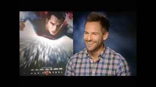 top billing interviews the cast of man of steel full insert