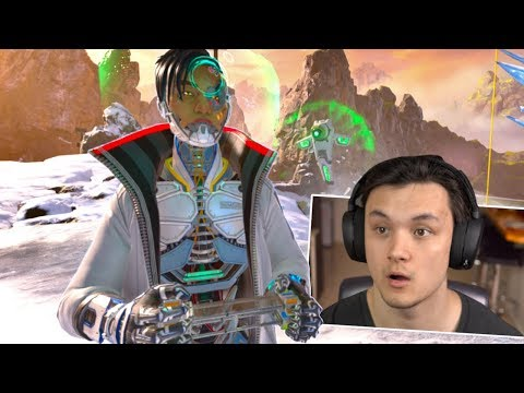 Crypto's NEW Ability Auto Reloads Guns for you, This is Amazing! - Apex Legends