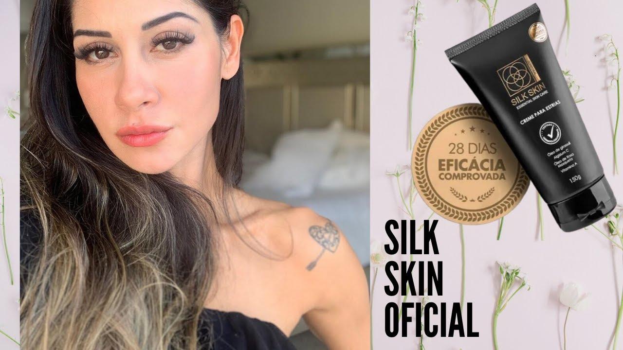 silk skin estria