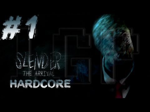 Slender: The Arrival [HARDCORE] | Part 1 | Parsec Productions & Blue Isle Studios | Indie Gameplay