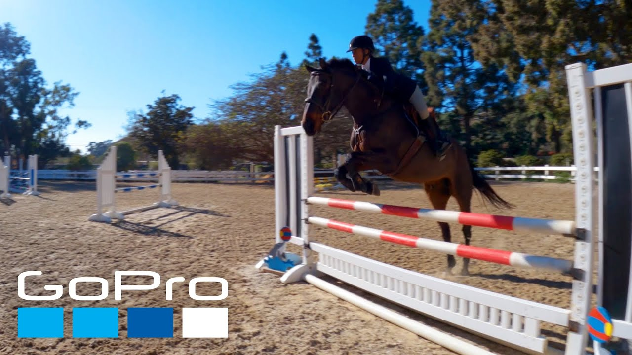 GoPro: Zoie the 15-Year-Old Equestrian Champion | Black People Do