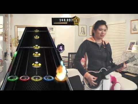 Wolf Like Me TV on the Radio Guitar Hero 5 100% FC Expert  Ecstacy