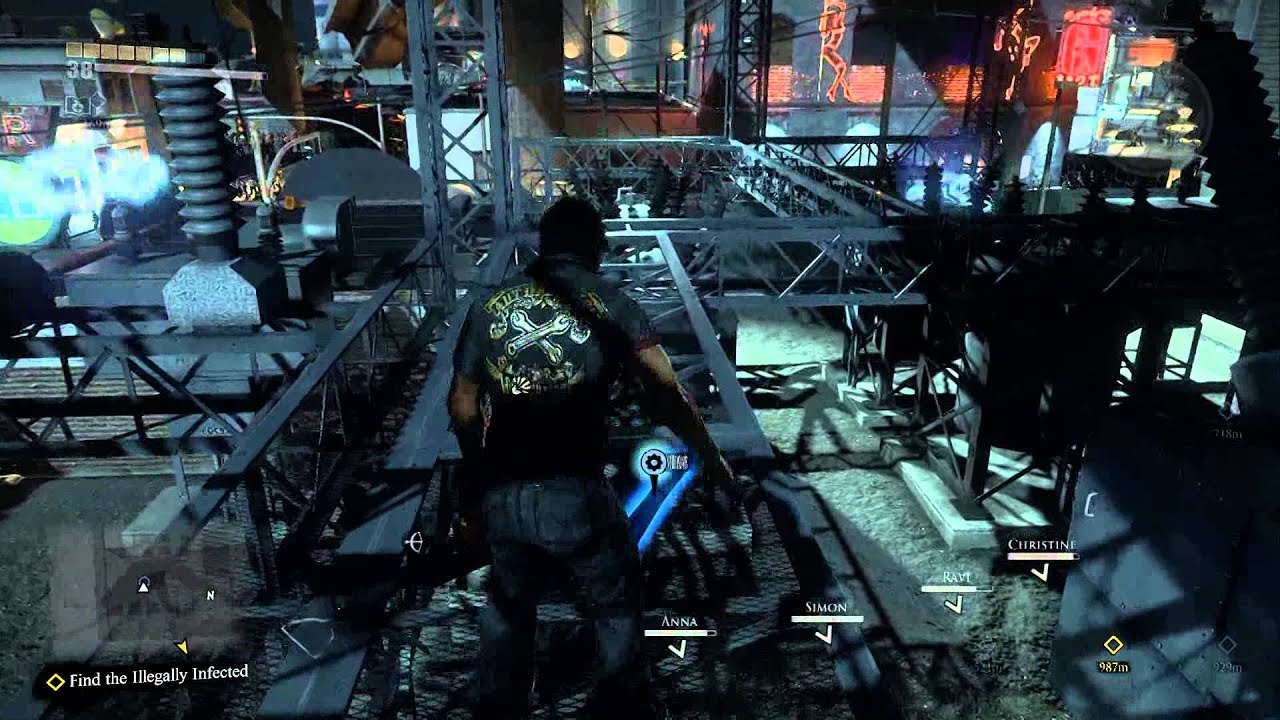 Dead rising 3 all blueprints locations youtube malvernweather Images