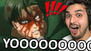 OK, let's talk about Attack on Titan...